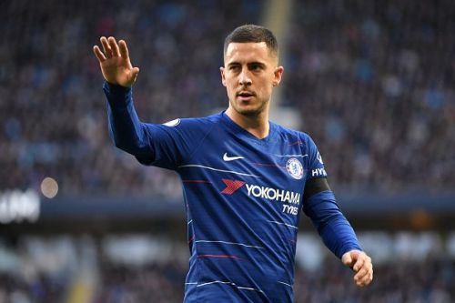Eden Hazard was formerly the highest paid player at Chelsea