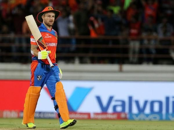 Brendon McCullum played for multiple franchises in IPL