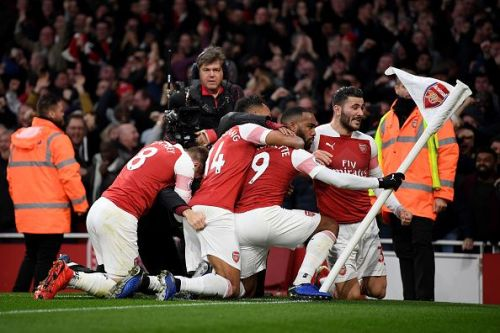 Arsenal ended Ole's unbeaten streak in the Premier League with a 2-0 win against Man Utd last Sunday