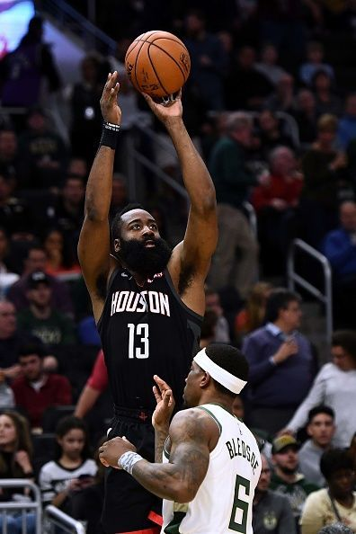 Harden has scored 30 points or more against all the teams in NBA atleast once this season