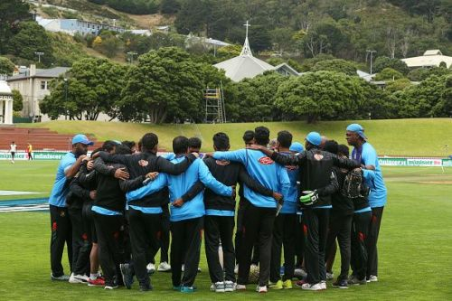 The Bangladesh side was supposed to play their final game of the New Zealand tour