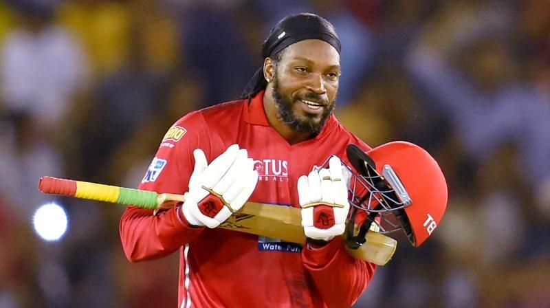 Gayle is one of the most destructive openers in the history of IPL