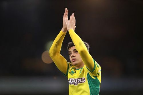 Max Aarons has been phenomenal for Norwich City this season.