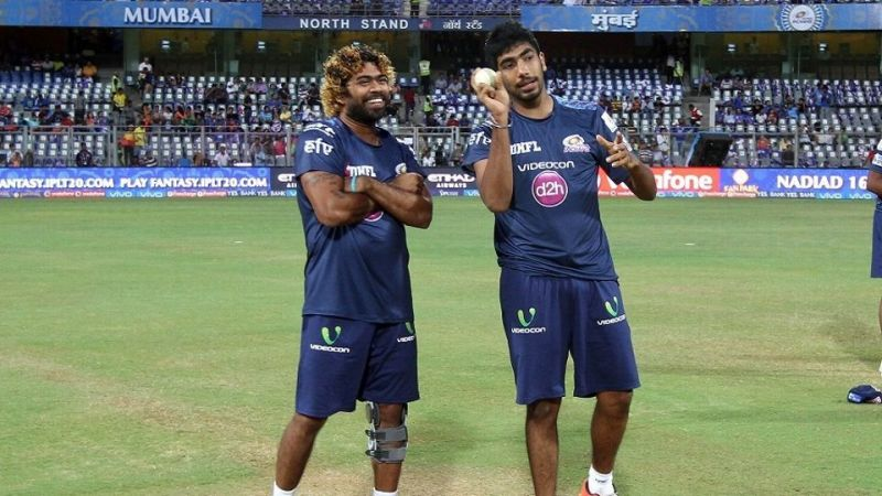 Lasith Malinga And Jasprit Bumrah