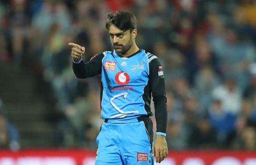 Rashid Khan is one of the best leg-spinners in the white-ball circuit at the moment