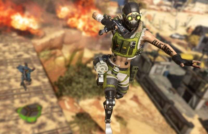 Apex Legends will be adding another character during the lifetime of the Season 1 Battle Pass