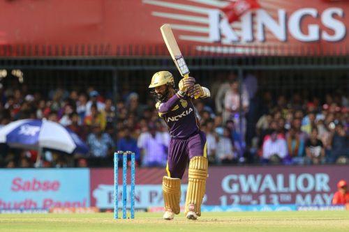 Dinesh Karthik was impressive as captain for KKR