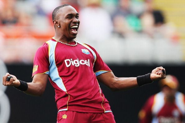Dwayne Bravo has been the game