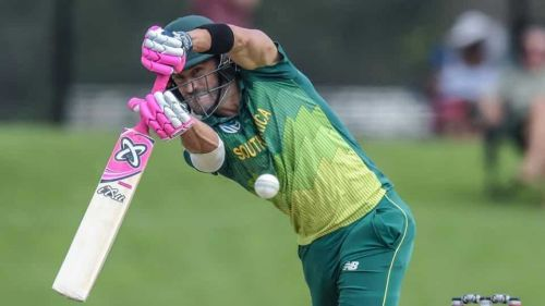 South Africa seal the ODI series with crushing 71 run win via D/L method