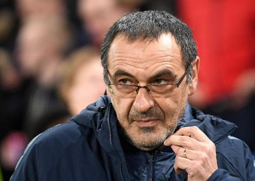 Sarri has compromised his football when his job has been on the line.