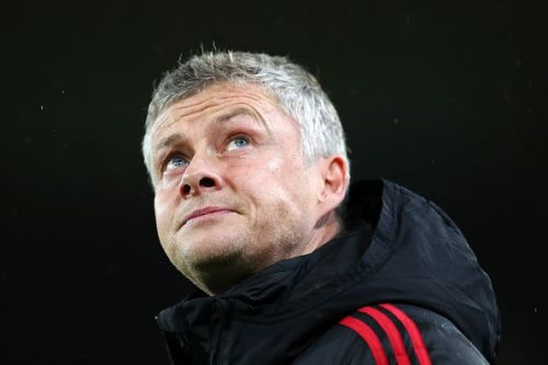 Ole Gunnar Solskjaer during Manchester United's defeat to Wolverhampton Wanderers in the FA Cup Quarter Finals