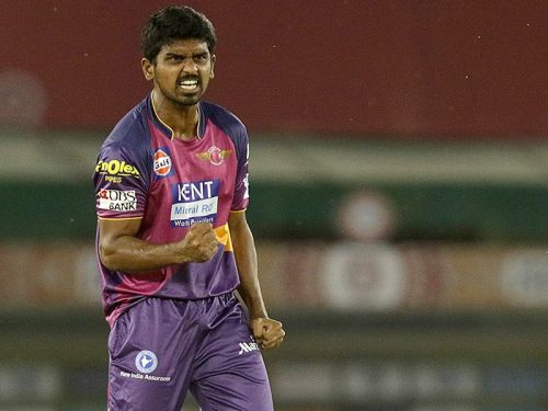 Murugan Ashwin will likely not be KXIP's first choice to fill the wrist-spinner position (Image Source: IPLT20)
