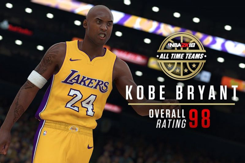 Page 4 - NBA 2K19: All-Time Los Angeles Lakers Player Ratings and Roster