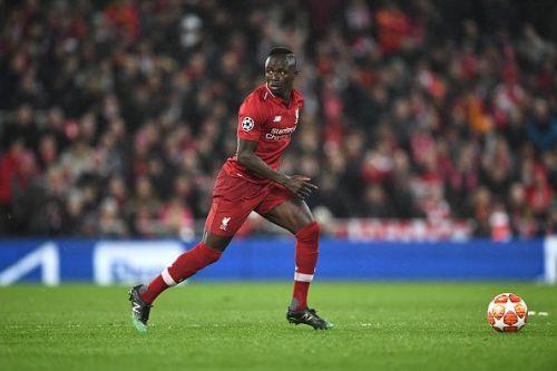 Sadio Mane powered Liverpool into the quarter finals