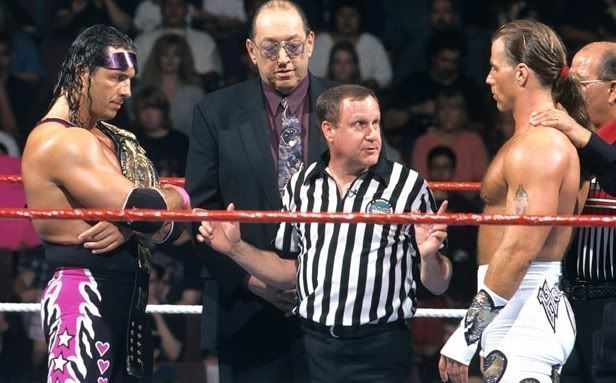 Bret and Shawn had the longest match in WrestleMania history
