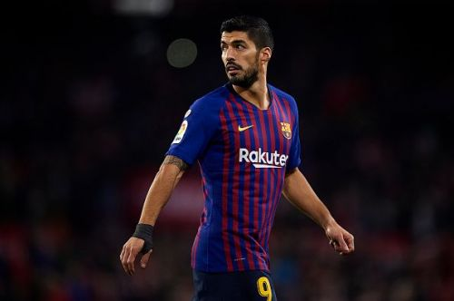 Suarez is in the running for a third European Golden Boot