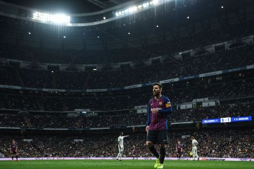 Messi has set yet another record with FC Barcelona's win over Real Madrid on Saturday