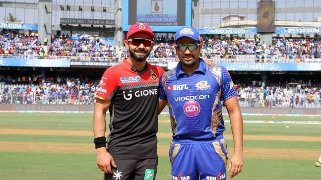 Kohli and Rohit will be keen to secure the points this game