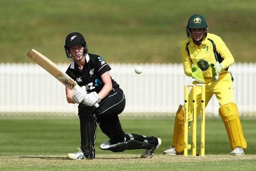 NZ's Lauren Down scored 82
