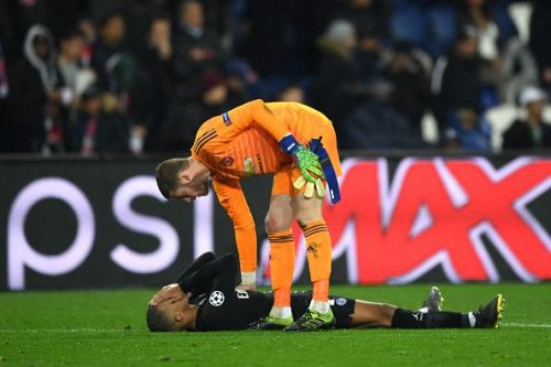 PSG crash out of Europe again