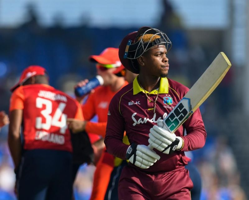 Yet another Huge Batting Collapse for Windies.