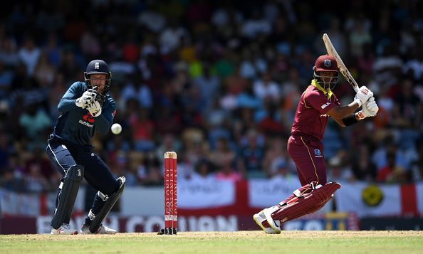Hope has been one of West Indies