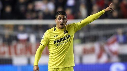 Villareal midfielder - Pablo Fornals