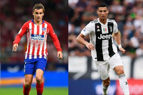 Juventus vs Atletico Madrid