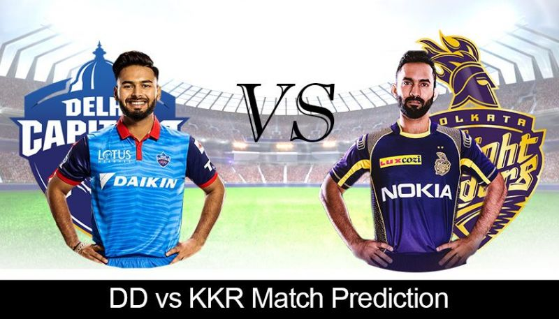 Delhi Capitals vs Kolkata Knight riders