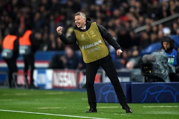 Paris Saint-Germain lost to United