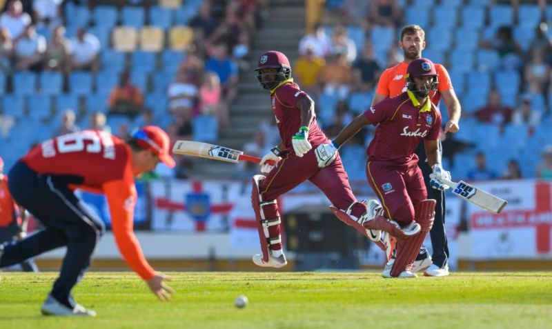 West Indies recorded the 2nd lowest ever total in T20I cricket