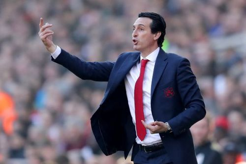 Emery is gearing up to boost his sq