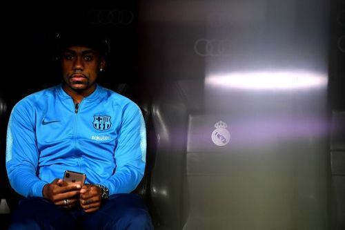 Malcom has featured on the bench more often than not