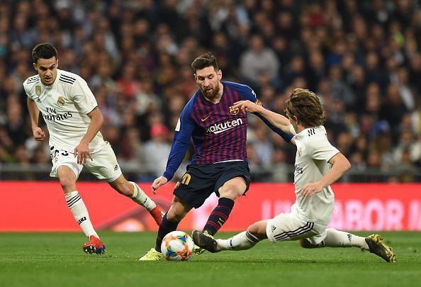 Lionel Messi urges Barcelona to sign Real Madrid superstar ...