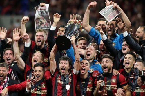 Atlanta United FC won the 2018 MLS season