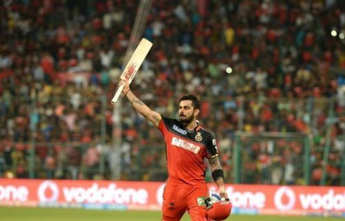 Virat Kohli will be looking to help RCB win their maiden IPL title