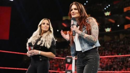 Trish and Lita had a good showing at Evolution!