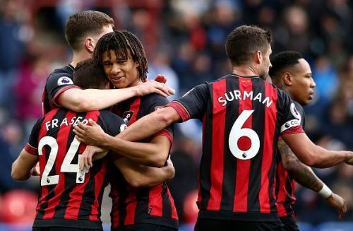 AFC Bournemouth secured a 2-0 victory against Huddersfield.