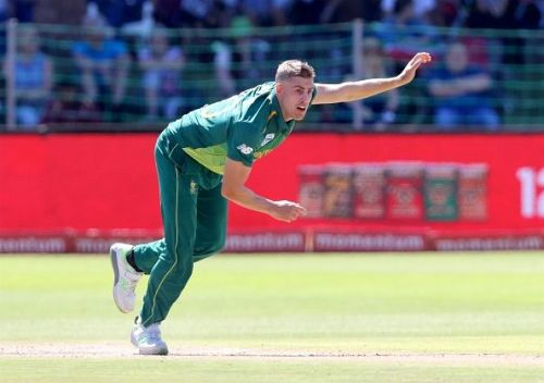 Anrich Nortje has been ruled out of IPL