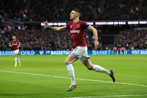 Declan Rice has switched allegiance from Ireland to England - and could find himself in Gareth Southgate's next squad