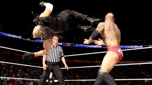 Batista could help Rollins become a legit main event star