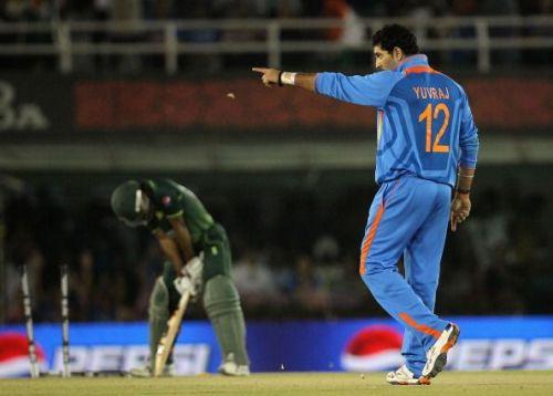 Pakistan v India - 2011 ICC World Cup Semi-Final