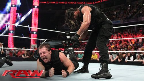 Rollins betrayed his Shield brothers in the summer of 2014.