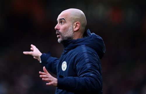 Pep Guardiola is set to spend another huge amount