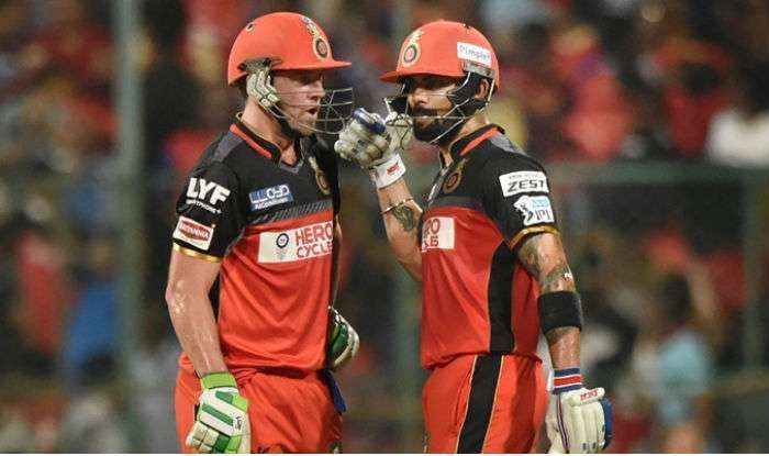 AB de Villiers and Virat Kohli have been the star performers for RCB