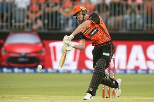Turner has scored 378 runs in the recent edition of BBL