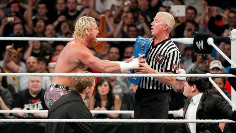 Dolph Ziggler shook the WWE Universe to its very core on the RAW after WrestleMania in 2013