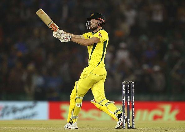 India v Australia - ODI Series: Game 4