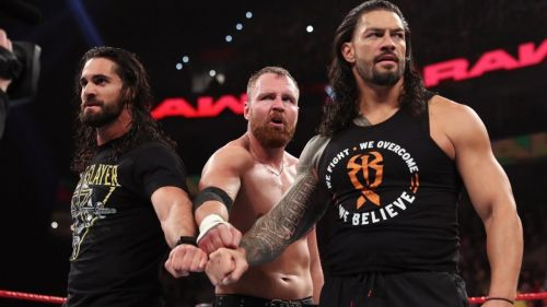 the shield for wrestlemania 35
