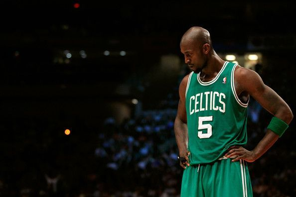 Kevin Garnett was drafted out of high school by the T-Wolves.